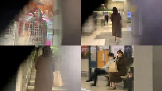 【電車痴漢】ゲーセン近くで見つけた超絶マスク美人を電車内でやっちゃったの巻